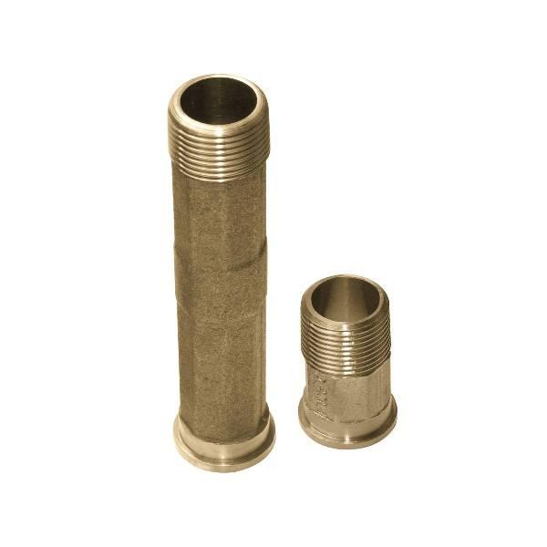 Conexões para hidrômetro de latão
