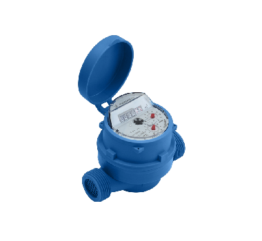 Hidrômetro Unijato Magnético em Composite  - Água fria